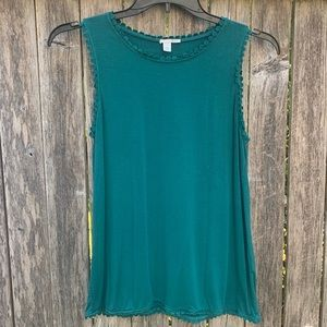 Halogen Sleeveless Top l Small
